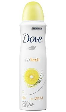 Deodorant Go Fresh Grapefruit & Lemongrass - Dove