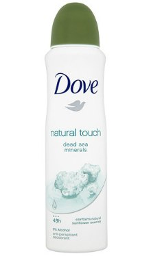 Deodorant Natural Touch - Dove