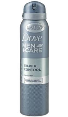 Deodorant Silver Control - Dove Men
