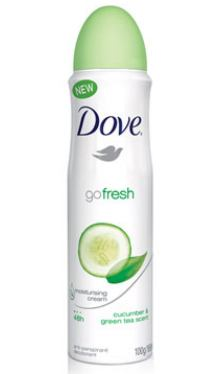 Deodorant Go Fresh - Dove