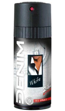 Deodorant Spray White - Denim