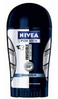 Deodorant Stick Invisible Black & White Power - Nivea Men