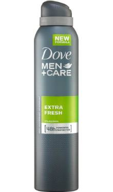 Deodorant Extra Fresh - Dove Men