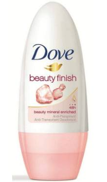 Deodorant Roll-on Beauty Finish - Dove