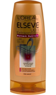Balsam de păr Extraordinary Oil - Elseve