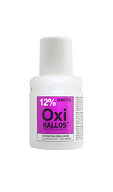 Emulsie Oxidantă Parfumată, Kallos 12%