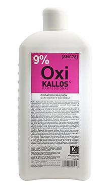 Kallos Emulsie Oxidantă Parfumată, Kallos 9%