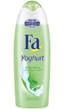 Gel de duş Yoghurt Aloe Vera - Fa