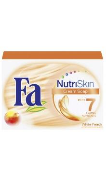 Săpun solid NutriSkin White Peach - Fa