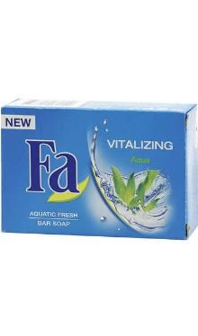 Săpun solid Vitalizing Aqua - Fa