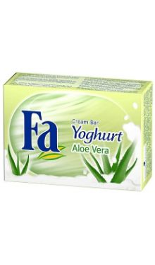 Săpun solid Yoghurt Aloe Vera - Fa