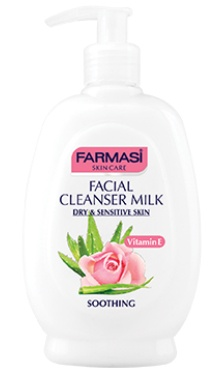 Lapte demachiant Soothing Skin Care - Farmasi