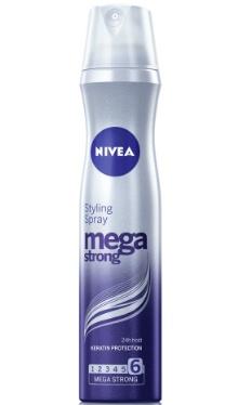 Lac fixativ Mega Strong - Nivea