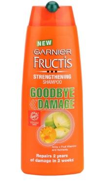 Şampon de păr Fructis Goodbye Damage - Fructis
