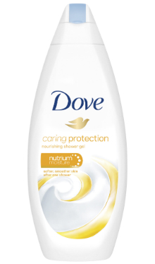Gel de duș Nutritiv Caring Protection - Dove