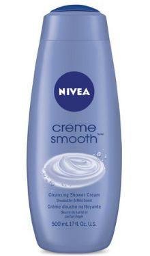 Gel de duș Creme Smooth - Nivea