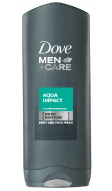 Gel de duș Aqua Impact - Dove Men