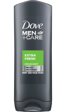 Gel de duș Extra Fresh - Dove Men