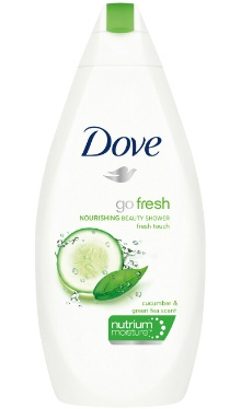 Gel de duș Fresh Touch - Dove