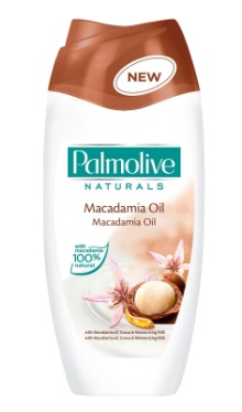 Gel de duş Smooth Delight Macadamia Oil - Palmolive