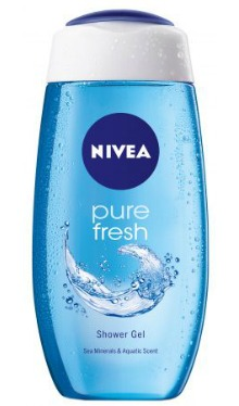 Gel de duş Pure Fresh - Nivea