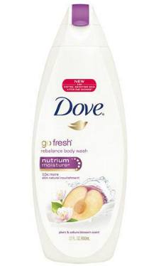 Gel de duș Go Fresh Rebalance - Dove