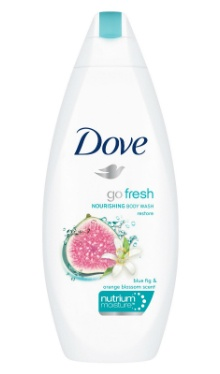 Gel de duș Go Fresh Restore - Dove