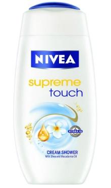 Gel de duş Supreme Touch - Nivea