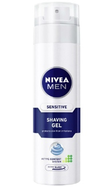 Gel de ras Sensitive - Nivea Men