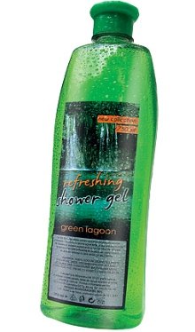Gel de duș Green Lagoon