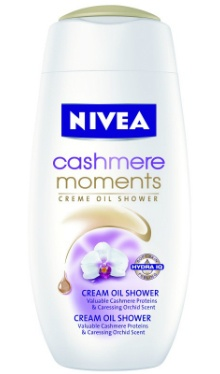 Gel de duş Cashmere Moments - Nivea