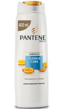 Şampon de păr Clean & Care - Pantene Pro-V