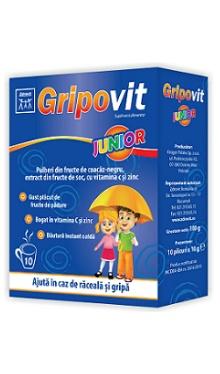 Gripovit junior - Zdrovit