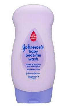 Johnson's Baby gel de duș cu levanțică