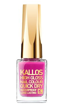 Kallos Lac de unghii High Gloss 92