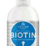 Şampon pentru înfrumusețarea părului – Kallos KJMN Biotin