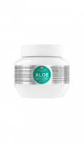 Kallos KJMN Mască de păr hidratant, regenerant cu extract de Aloe Vera