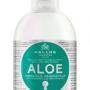Șampon de păr hidratant, regenerant cu extract de Aloe Vera – Kallos KJMN