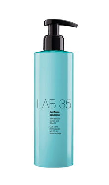 Kallos LAB35 Curl Mania, balsam pentru păr creț și ondulat