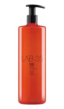 Kallos LAB35 Mască de păr pentru volum și strălucire