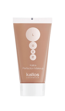 Kallos LOVE fond de ten Perfection 01