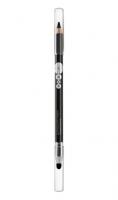 Kallos LOVE limited, creion contur de ochi cu două capete - negru
