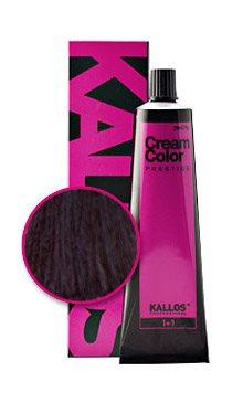 Vopsea cremă Kallos Colors Prestige 5.20