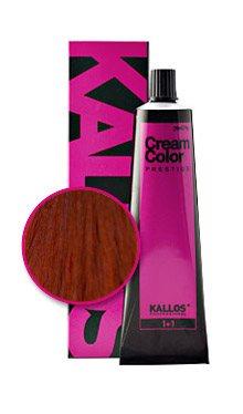 Vopsea cremă Kallos Colors Prestige 6.46