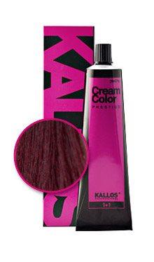 Vopsea cremă Kallos Colors Prestige 7.20