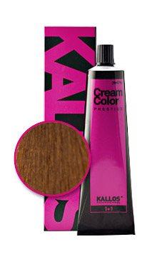 Vopsea cremă Kallos Colors Prestige 7.3