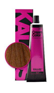 Vopsea cremă Kallos Colors Prestige 7.37