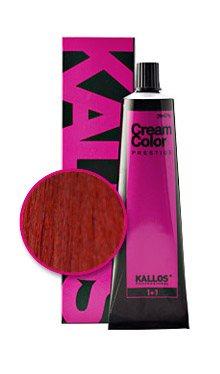 Vopsea cremă Kallos Colors Prestige 7.54