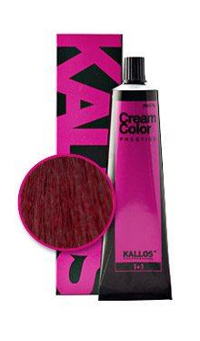 Vopsea cremă Kallos Colors Prestige 7.64
