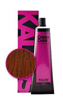 Vopsea cremă Kallos Colors Prestige 8.43